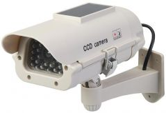 SILVERLINE 614458  Dummy Camera, Solar Powered